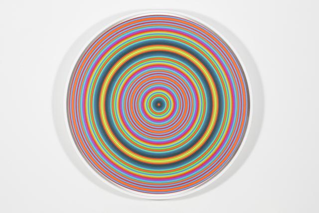 Michel Piquette, 'Nuit Blanche à Luxembourg (2)', 2014-2015, Art Mûr