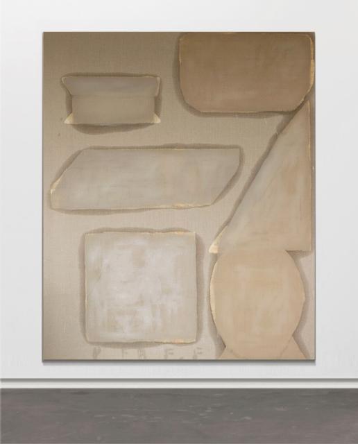 , 'Over Easy Slab_AM_01,' 2019, Galería Heinrich Ehrhardt
