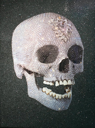 Damien Hirst, 'Damien Hirst, For the Love of God, Laugh', 2007, Oliver Cole Gallery