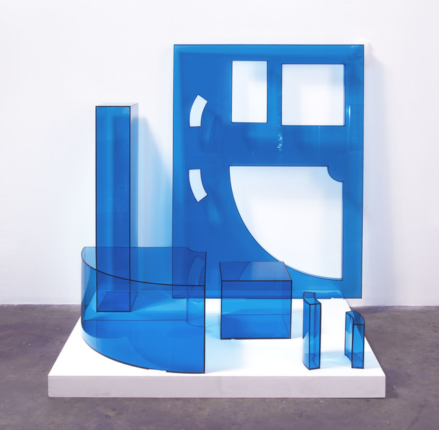 , 'C Lycra Knit ,' 2018, DENK Gallery