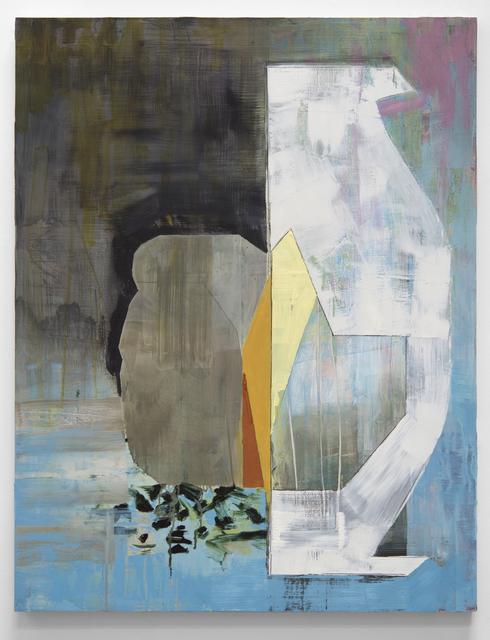 Michelle Ross, 'A moon moth moved', 2014-2015, Elizabeth Leach Gallery