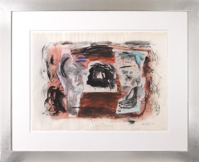 Jack Whitten, 'Psychic Fragments #3', 1988, Vallarino Fine Art