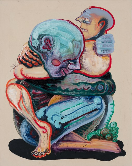 Mark Frygell, 'Embrace in warm and cold', 2019, Andréhn-Schiptjenko
