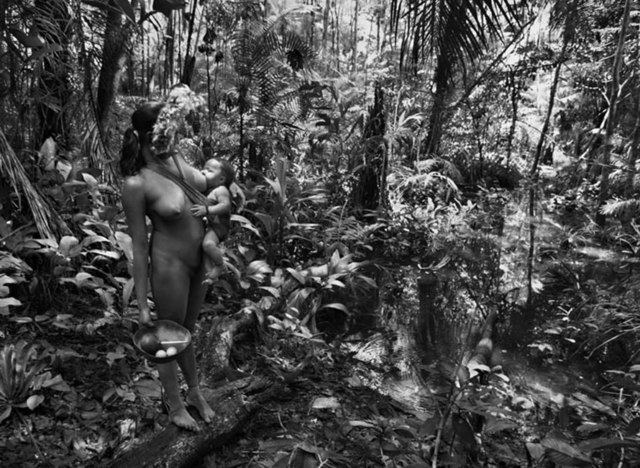 Sebastião Salgado, 'Zo'e Tribe - Amazon (Brazil) ', 2009, Silvia Cintra + Box 4