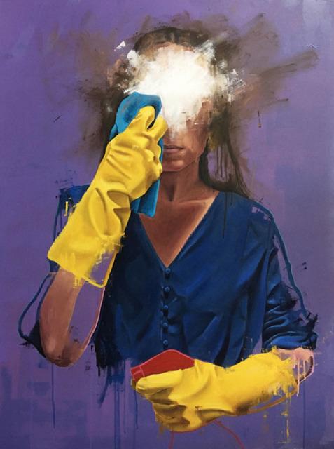 , 'Clean Slate,' 2018, NextStreet Gallery