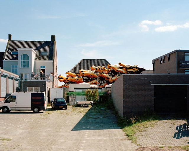 , 'Flower parade Zundert,' 2010, Van Kranendonk