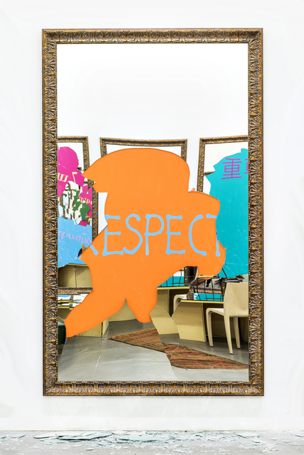 , 'Respect (English),' 2016, Tang Contemporary Art