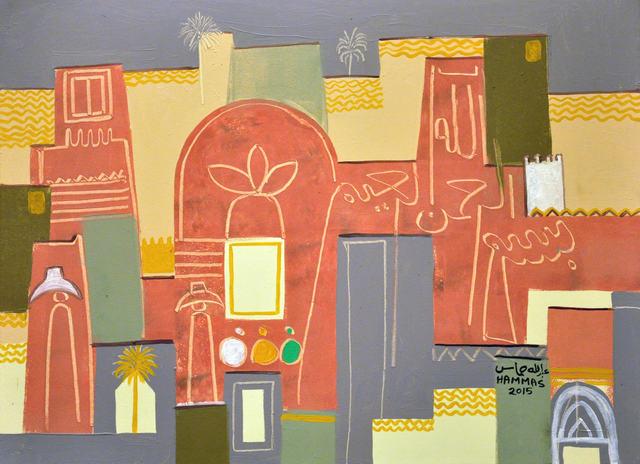 , 'Untitled 5,' 2015, Hafez Gallery