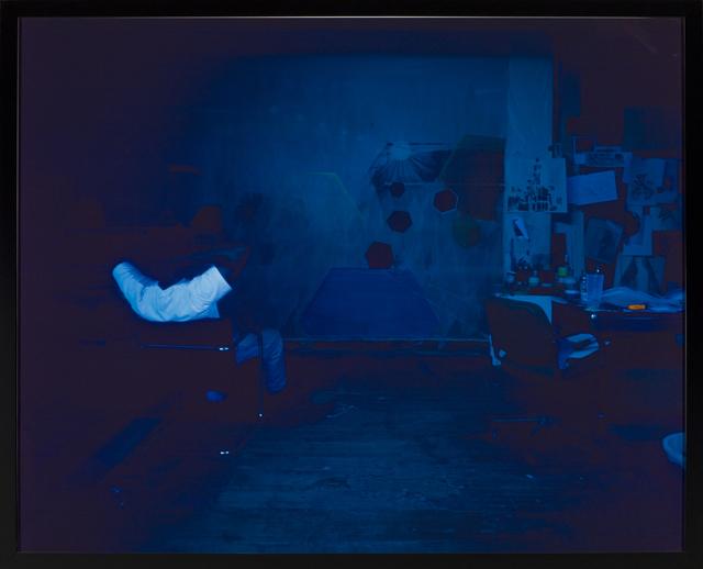 , 'Black Artist (Studio View),' 2002, MCA Chicago