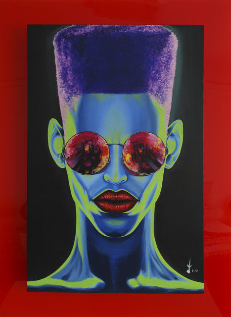 , 'Green Onyx,' 2017, Addicted Art Gallery