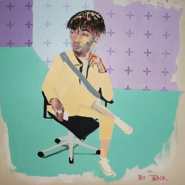 , 'Taylor,' 2017, de Plume Gallery