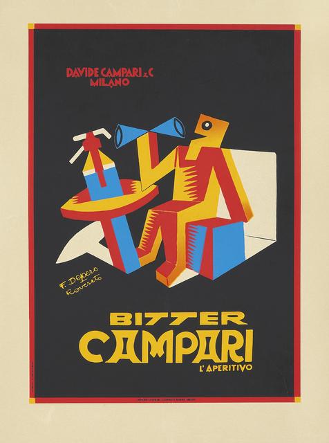 , 'Bitter Campari,' ca. 1932, Rennert's Gallery