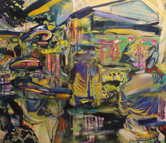 , 'ELTONABRE,' 2017, Mark Moore Fine Art