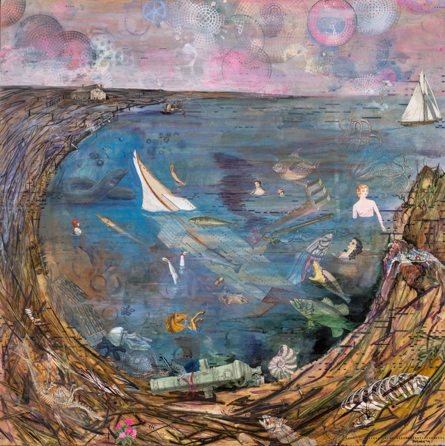 , 'Shipwreck,' 2014, Koplin Del Rio