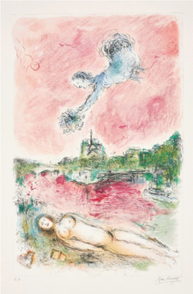 , 'Vue de Notre-Dame (View of Notre-Dame),' 1980, Maddox Gallery