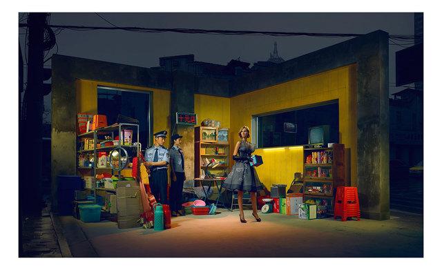 Quentin Shih, 'Dior Wu-Han H', 2012, Inception Gallery
