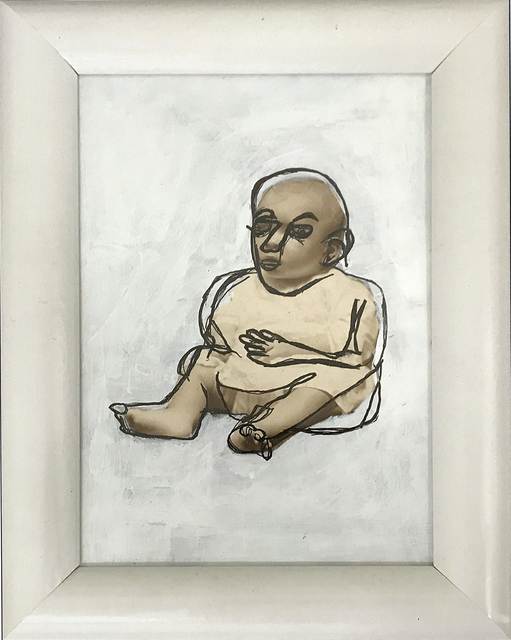 Johnny Thornton, 'Untitled Child', 2019, Gagné Contemporary