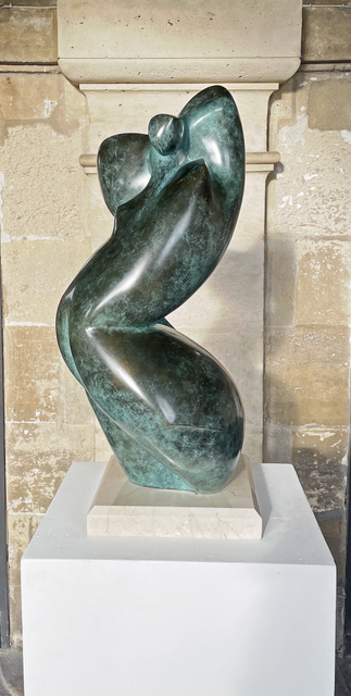 Dominique Polles, 'Ophelide', 2002, Sculpture, Bronze, Mark Hachem Gallery