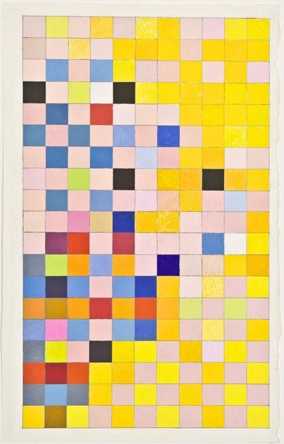 Jeremy Gilbert-Rolfe, 'Grid', 2012, Louis Stern Fine Arts