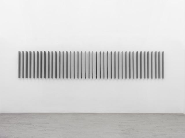 , 'Exponential break,' 2015, Alfonso Artiaco