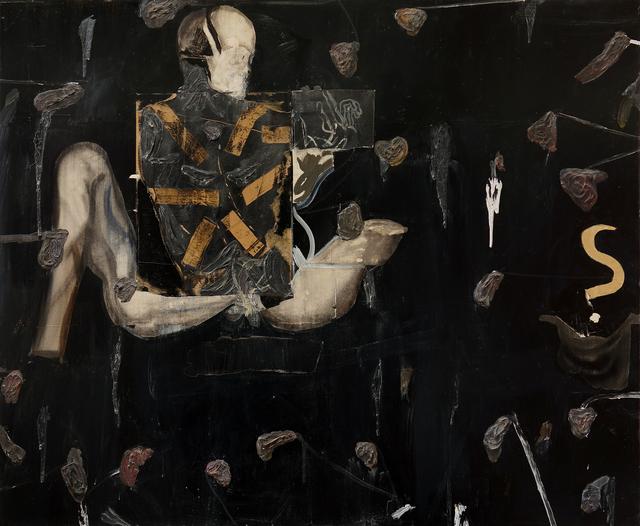 , 'Gardener III,' 2016, Galerie Forsblom