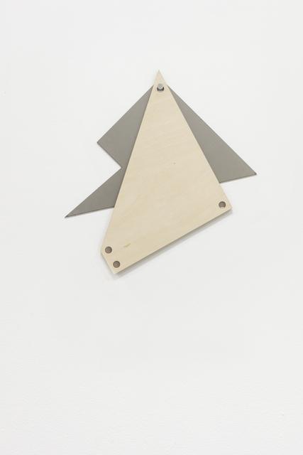 , 'Piece number (03C-P/05A-S),' 2015, Mini Galerie
