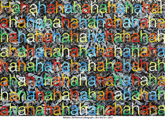 Doug Argue, 'Hahaha', 2015, Zemack Contemporary Art