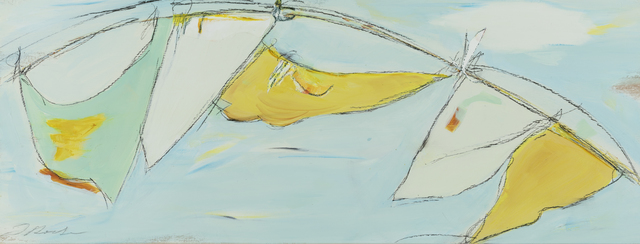 , 'Train Ride to Florence II,' , Miller Gallery Charleston