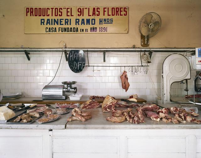 """, '""""El 91"""" Butcher Shop,' 2006, Kuckei + Kuckei"""