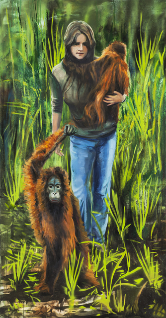 , 'Escaping the Borneo Jungle,' 2017, Simon Lee Gallery