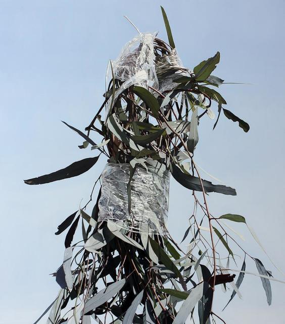 , 'Long Time Coming,' 2009, Galerie du Monde
