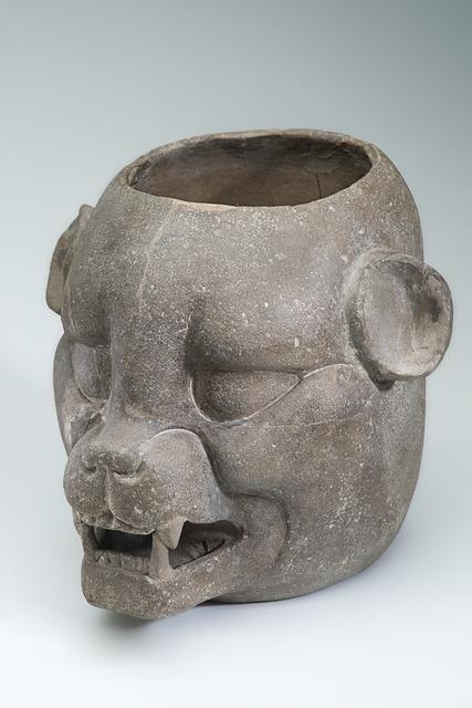 , 'Pot zoomorphe (Zoomorphic pot),' 600-900 AD, Musée du quai Branly