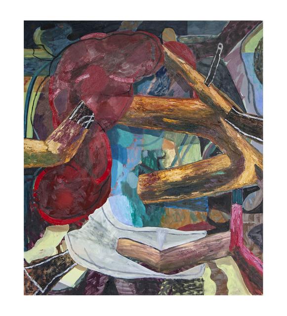 , 'Unkempt,' 2017, Frestonian Gallery