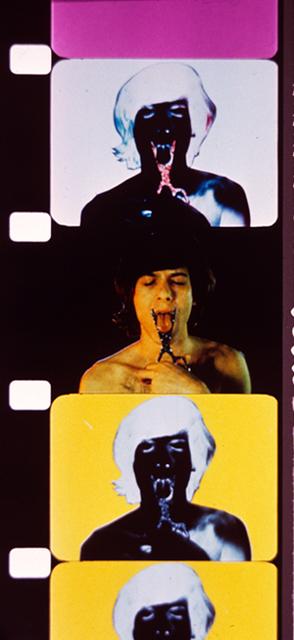 , 'T,O,U,C,H,I,N,G,,' 1968, Fri Art Kunsthalle Fribourg