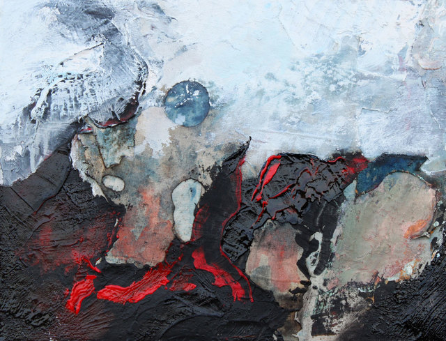 , 'Once in a Blue Moon,' 2014, Albemarle Gallery | Pontone Gallery