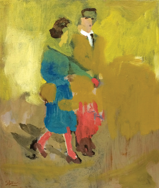 , 'Widow's son,' 2017, Castlegate House Gallery