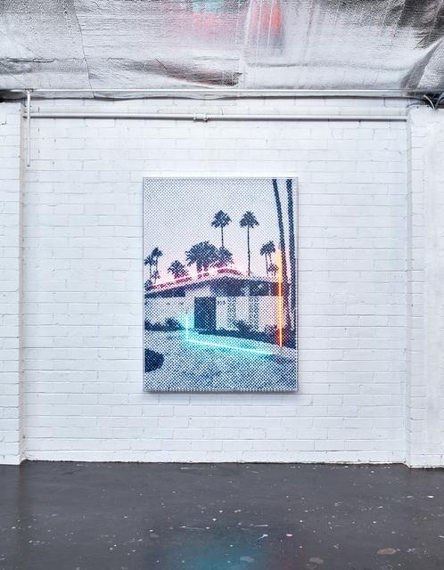 , 'Palm Garden,' 2019, Axiom Contemporary
