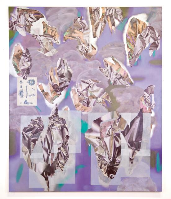 , 'Collidoscope,' 2015, Galerie Huit