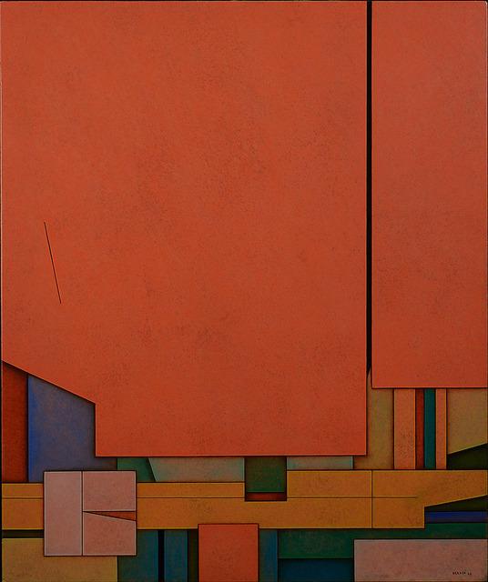 , 'Rojo-Azul-Naranja,' 1970, Mary-Anne Martin Fine Art