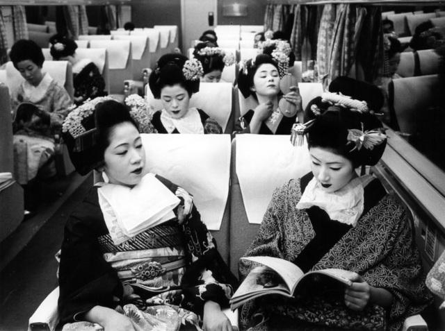 Timm Rautert, 'Tokaido-Express, Osaka-Tokyo', 1970, Outset Benefit Auction