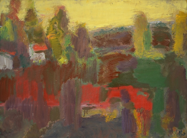 , 'Landscape in Bukovom,' 2012, TNK Art Gallery
