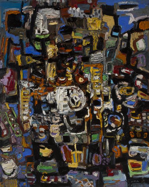 Liu Maonian, '神山哑口的雪', 2015, Juliette Culture and Art Development Co. Ltd.