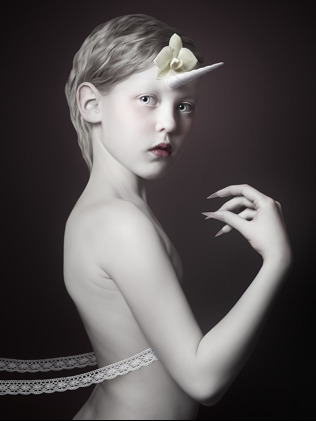 Oleg Dou, 'Unicorn', 2015, Photography, C-print Face-Mounted with Acrylic, Deborah Colton Gallery