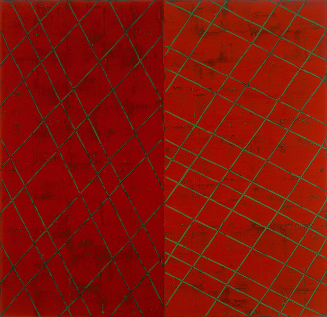 , 'Painting 598,' 2005, Ana Mas Projects