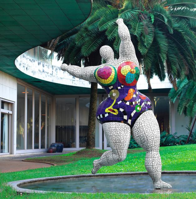 Niki de Saint Phalle, 'Nana Mosaïque Blanche', ca. 1999, Sotheby's: Contemporary Art Day Auction