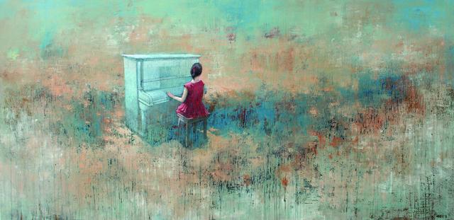 , 'THE SOUNDS WE FOLLOW,' 2014, Galleria Punto Sull'Arte