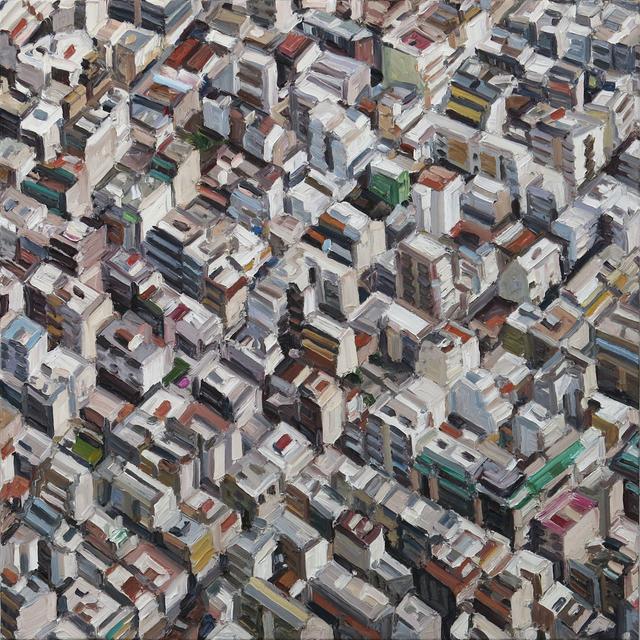 , 'Stadtbild 27.VI Athens ,' 2015, Purdy Hicks Gallery