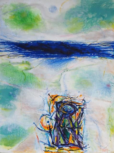 , 'Entity on the shore,' 2019, Yebo Art Gallery