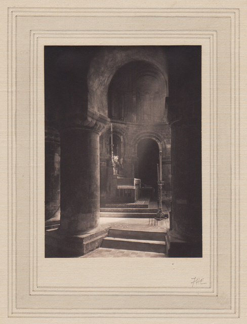 , 'Aisle to Altar, Priory of St. Bartholomew the Great,' , Alan Klotz Gallery
