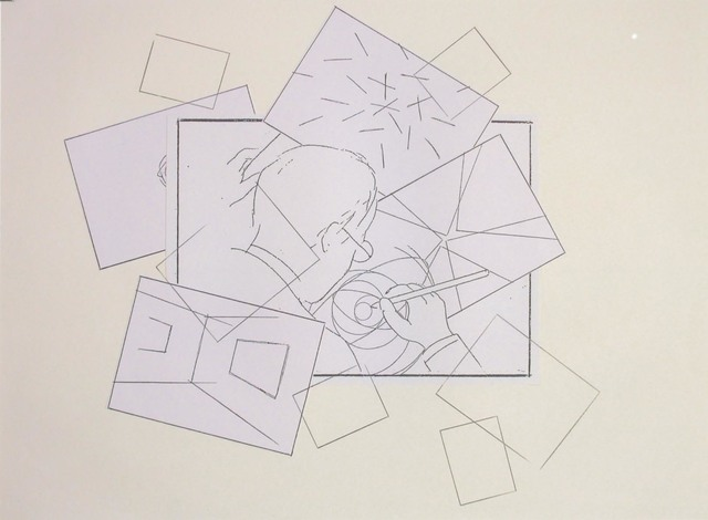 , 'Quadri di un'esposizione,' 2002, Repetto Gallery